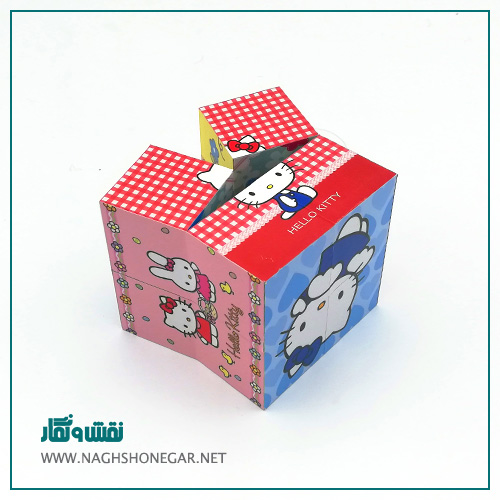 روبیک کارتونی - روبیک تبلیغاتی