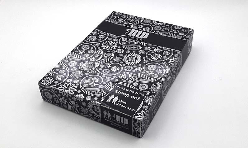 چاپ جعبه پوشاک، بسته بندی پوشاک، چعبه پیراهن